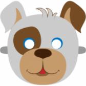 ماسک صورت سگ